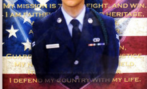 Zach - Wingman, Leader, Warrior