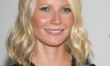 Gwyneth Paltrow with way bob style