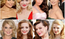 Celebrity prom hairstyles