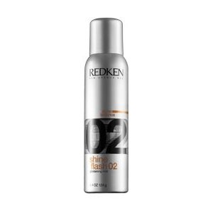 Redken shine spray