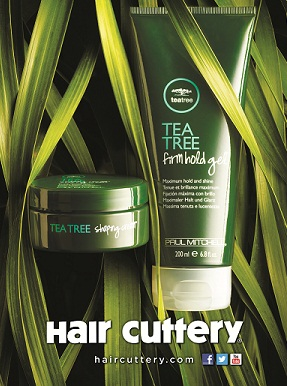 Hair Cuttery Buy One, Get One 50% Hair Care Product Special