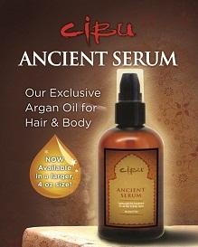 Cibu Ancient Serum Hair & Body Oil