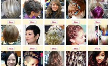 collage of Hair Pins