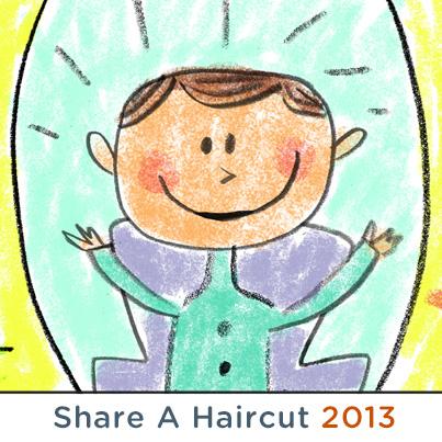 Share a Haircut 2013