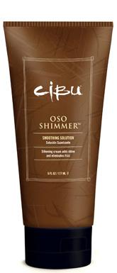CIBU Oso Shimmer Smoothing Solution