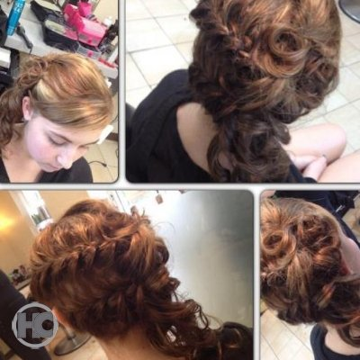 braided-updo hairstyle