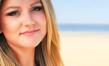 Featured image of blonde girl on beach with blond hair