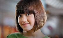 Kid's & Teens' Styles Short Hair its Bangs