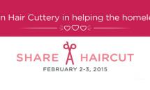 Share A Haircut Banner