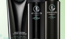 Awapuhi Moisturizing Lather Shampoo, Keratin Cream Rinse and Hydrocream Whip
