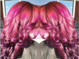 This pink is so HOT!!!