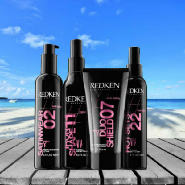 Redken Heat Styling collection