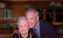 Jean Ratner and Dennis
