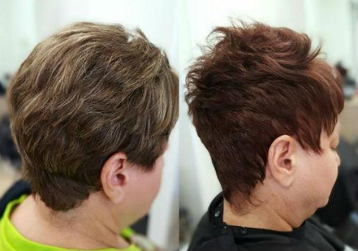 hair color, pixie, red hair, short cut, short hair