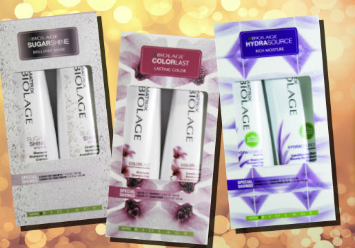 Matrix Biolage gift sets