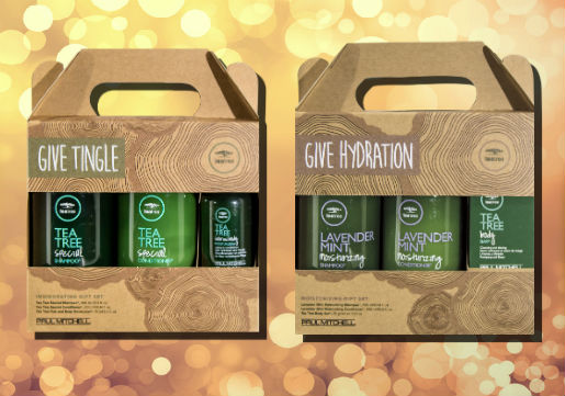 Paul Mitchell tea tree product gift sets