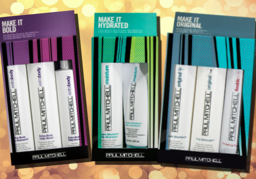 Paul Mitchell gift sets