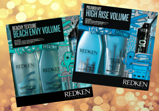 Redken Volume gift sets