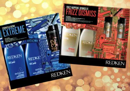 Redken Extreme and Frizz dismiss gift sets