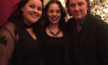 Rodney Cutler with Salon Professionals Vanessa and Chelsea