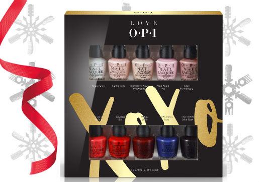 OPI mini nail polish sets