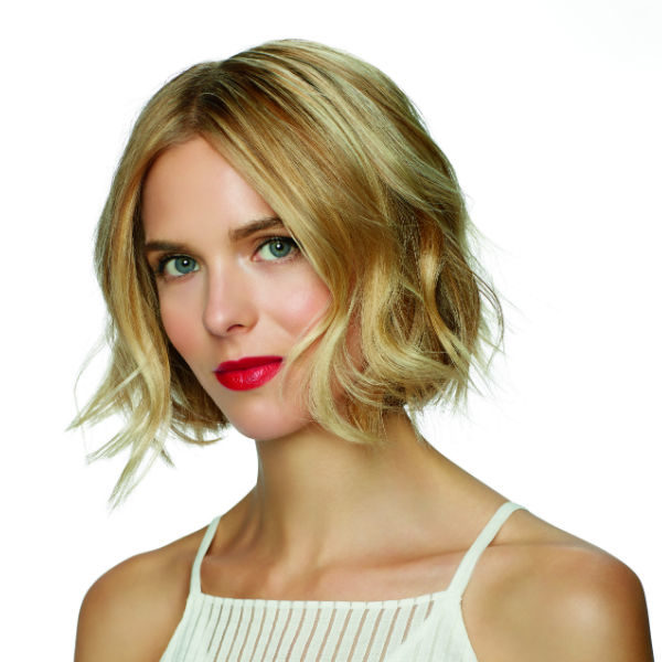 Blonde Bob Spring Trends at Hair Cuttery