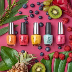 color nail polishes