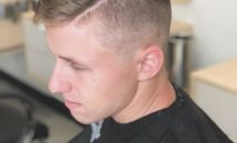 Tight Fade Men's Haircut