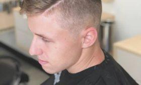 Tight Fade Men's Haircut
