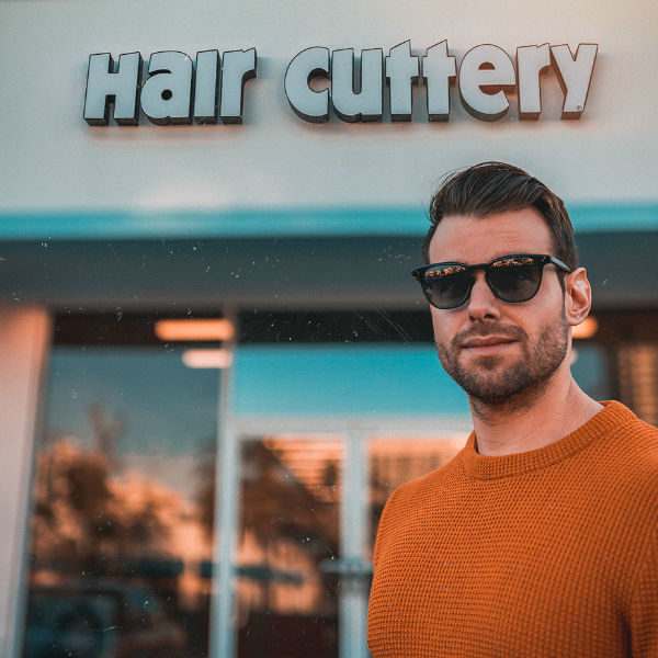 Beard and hairstyle combinations
