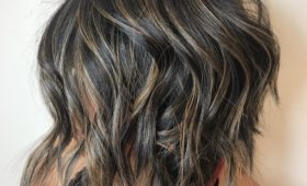 Layers for various hair types