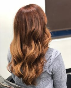 Loose Glamour waves for prom from Hair Cuttery