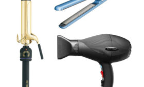 hot tools at hair cuttery