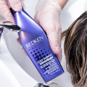 Redken Color Extend Blondage shampoo toning haircare