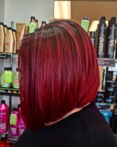 Pulp Riot red hair