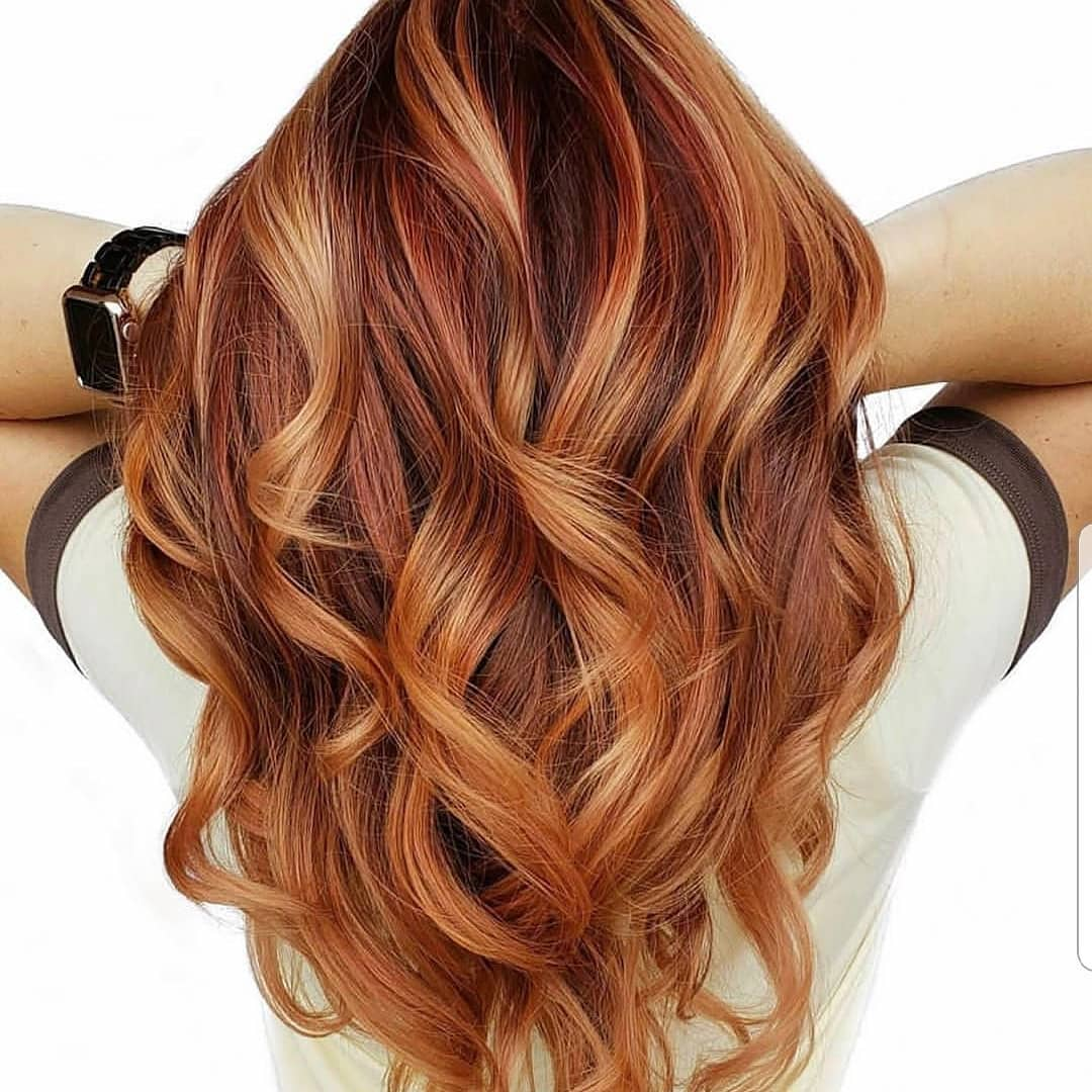Admirable Pumpkin Spice Hair Fall Color Trend Spotlight Schematic Wiring Diagrams Phreekkolirunnerswayorg