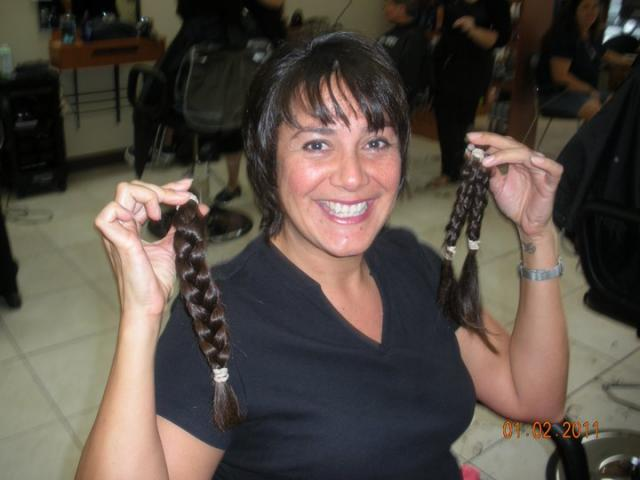 Hair Cuttery Supports Locks of Love