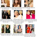 celebs and hairstyles
