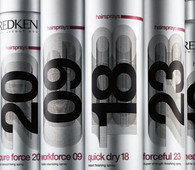 redkens hair sprays