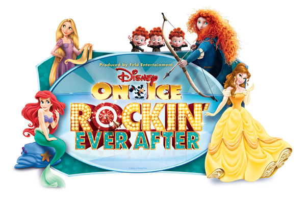 Disney On Ice Rockin' Every After