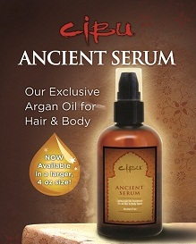 Cibu Ancient Serum Hair & Body Oil