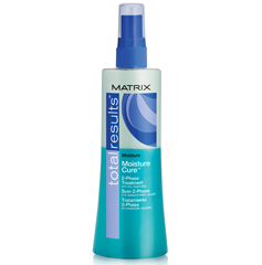 Matrix Total Results Moisture Cure