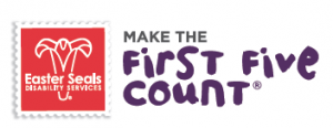 Hair Cuttery Easter Seals Make the First Five Count
