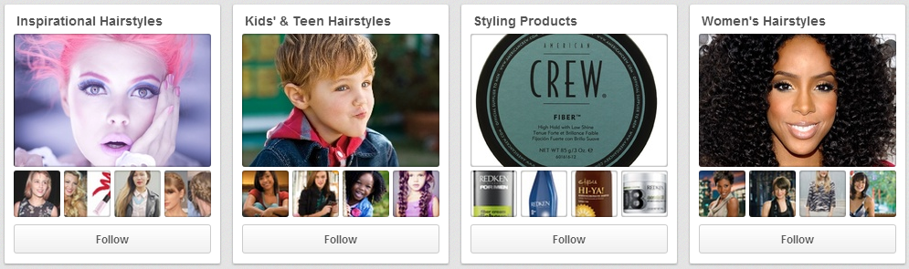 Hair Cuttery on Pinterest
