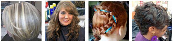 Hair Pins Hairstyles