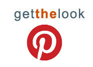 Get the look pinterest icon