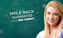 Smile Back Guarantee Banner