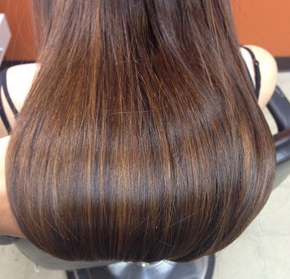 Hair Highlights For Fall Gallery Hair Extensions For Short Hair
