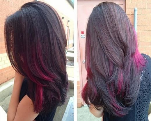 Hair color trends for fall 2015 the official blog of hair cuttery vivid pmusecretfo Choice Image