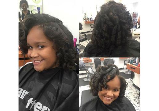 Curls rule!
